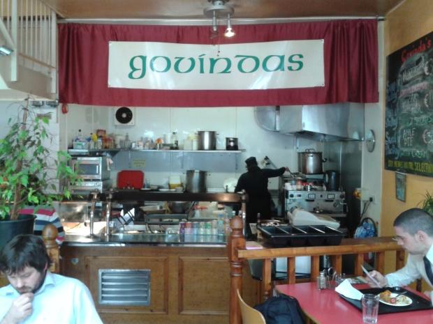 Govinda's, Aungier Street Dublin