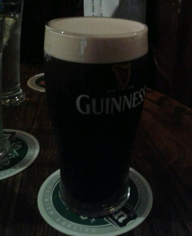 Pint of Guinness, North Dublin