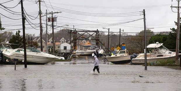Manasquan after Hurricane Sandy