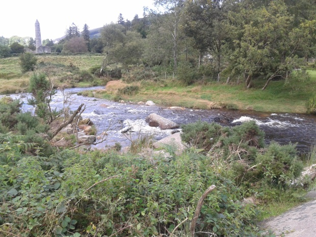 stream glendalough saints and scholars