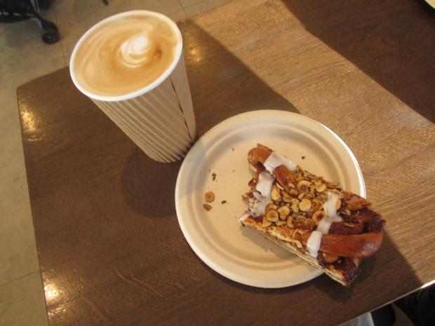 Proper Danish Pastry in Copenhagen