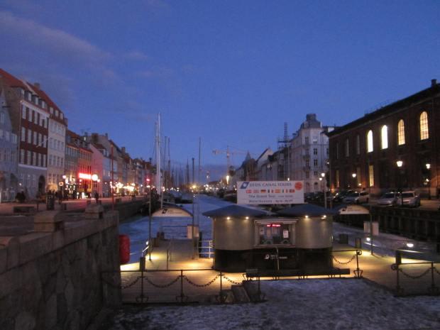Nocturnal Frost Copenhagen