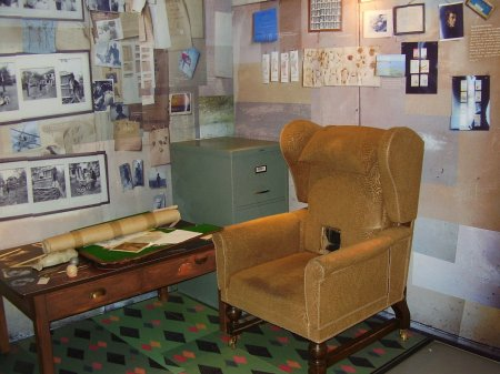 Roald Dahl Writing Chair
