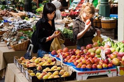street market London