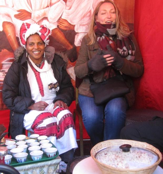 Elsa Ethiopian Coffee Brixton