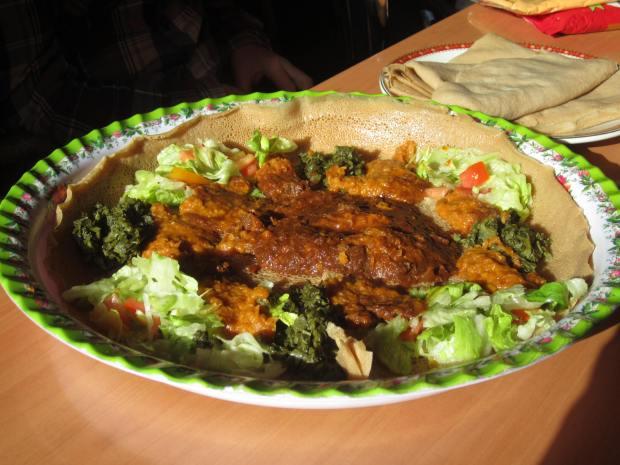 Ethiopian Food Brixton