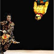 Chinese Opera Martial Arts acrobatic theatre
