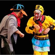 China Culture Opera Monkey King Storytelling Folklore